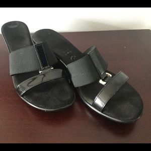Shoes - ☕️☕️Slip on Wedge Sandals☕️☕️